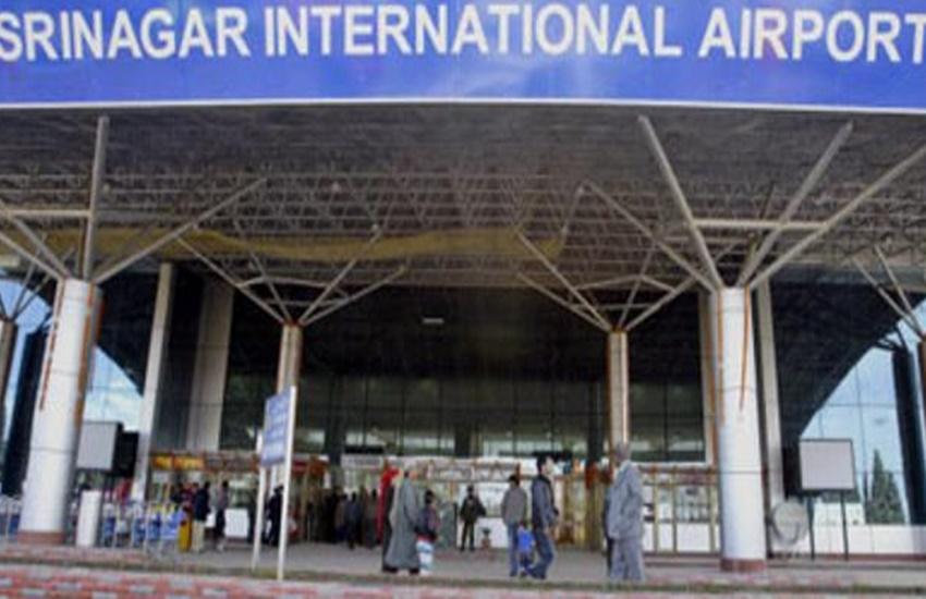 Indian Airport, Srinagar Airport, Jaipur Airport, CISF, IB, Delhi