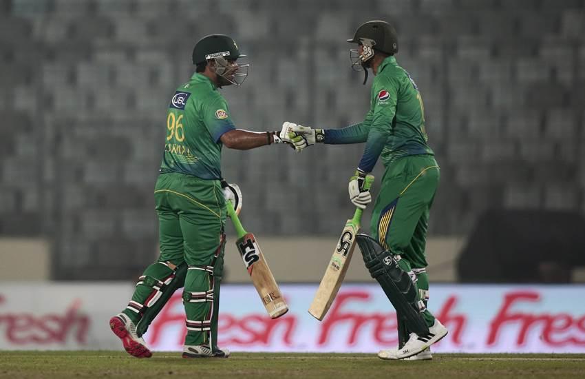 Asia Cup, Pakistan vs UAE, Umar Akmal, Shoaib Malik, Pakistan, UAE, Cricket
