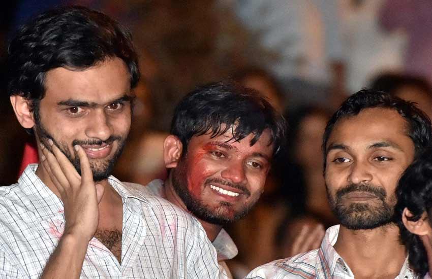JNU sedition, JNU Video, JNU sedition Row, JNU Video Footage, JNU Slogan Video, JNU kanhaiya kumar, JNU Sedition kanhaiya kumar, Delhi Police, Claim row Raw video footage authentic