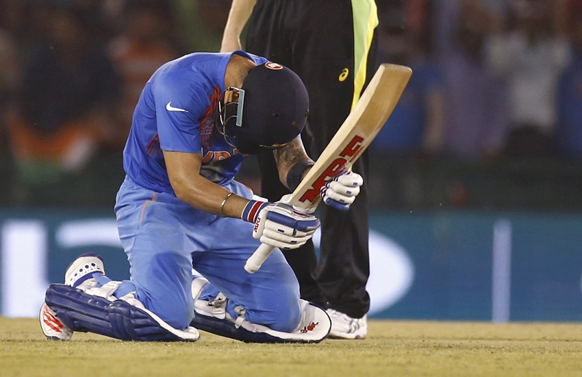 Australian media, Australian media Virat Kohli, Australian media Kohli, Australian media Virat, Virat Kohli, India vs Australia, Mohali, Cricket, ICC World T20