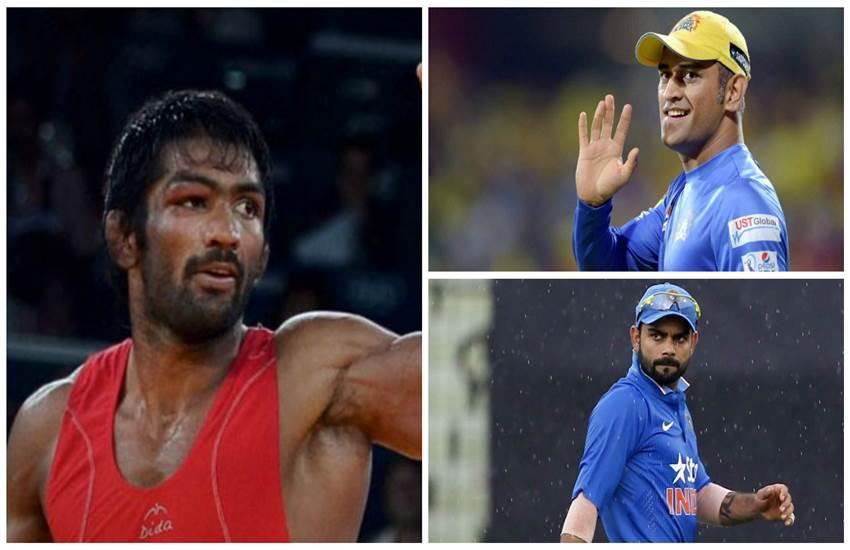 yogeshwar dutt, yogeshwar dutt earning, virat kohli, virat kohli net worth, MS Dhoni, MS Dhoni Net Worth, Cricket, Sports