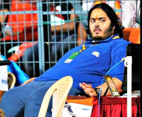 Anant Ambani, ipl, mumbai indians, mukesh ambani, son, weight loss, Reliance, Mukesh Ambani,Anant Ambani