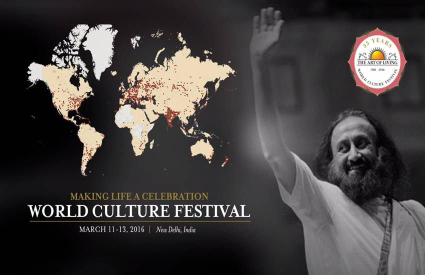 "World Culture Festival"",""Art of Living"",""NGT"",""environmental compensation"",""Sri Sri Ravi Shankar"",""Yamuna river"",""National Green Tribunal"",""Biodiversity park"