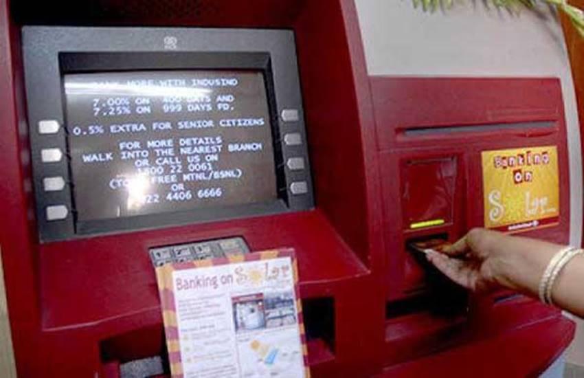 Centre Govt, ATM money, ATM Deposit, ATM, ATMजाना करीब 8,000 निजी वैनें बैंकों, तिजोरियों और एटीएम तक 15,000 करोड़ रुपए पहुंचाने का काम करती हैं।
