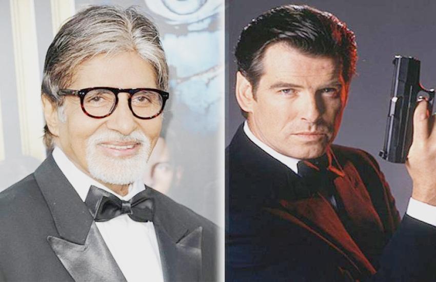 megastar,James Bond,hollywood,Bollywood,amitabh bachchan, bollywood, patrika magazine, hollywood
