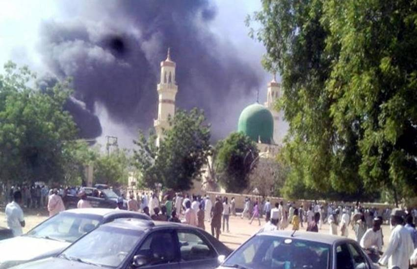Boko Haram, suicide bombing, Nigeria, mosque, bomber