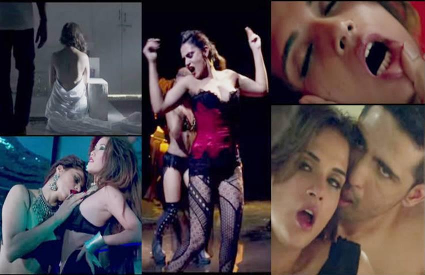 "Cabaret,Cabaret movie,Cabaret movie teaser,Cabaret Richa Chadda,Cabaret teaser,Richa Chadda"""