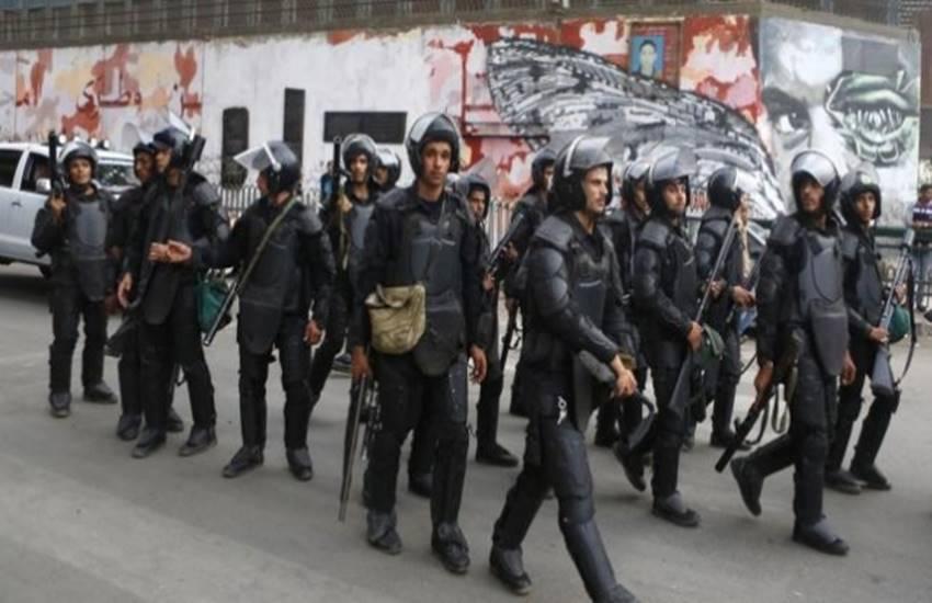 "North Sinai, Egypt, Hosni Mubarak, terrorists, Mohamed Morsi, Raids, police raids"""