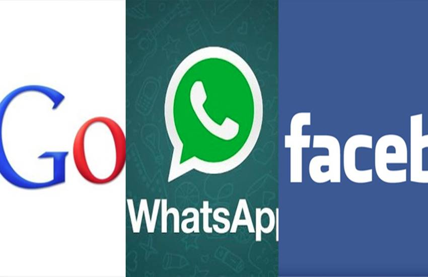 Business news, Facebook, Whatsapp, Google, US government,iPhone,Google,Apple