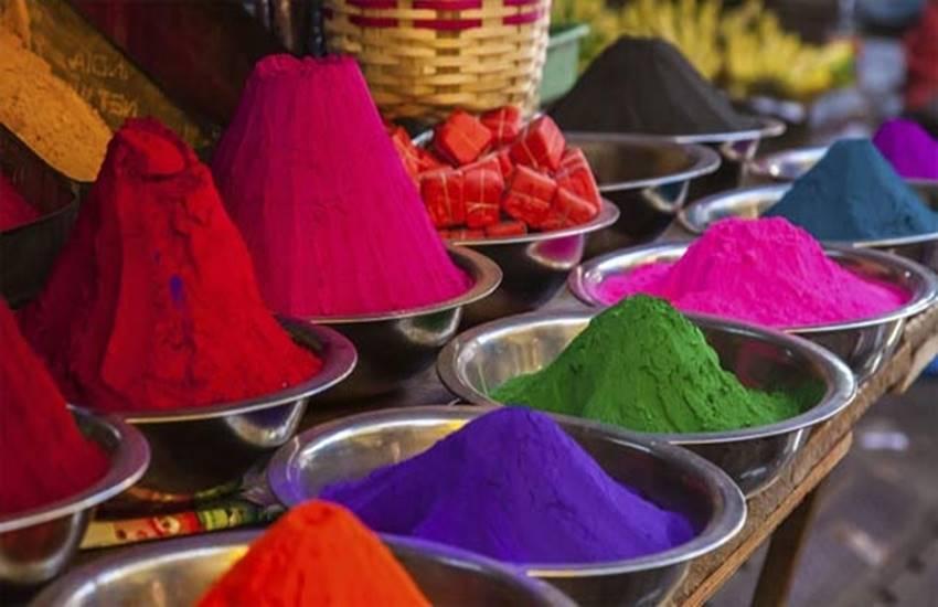 "Holi, Gulal, Assocham, colour manufacturers, Chinese Holi colours, Chinese pichkari, DS Rawat, India Business Report"""