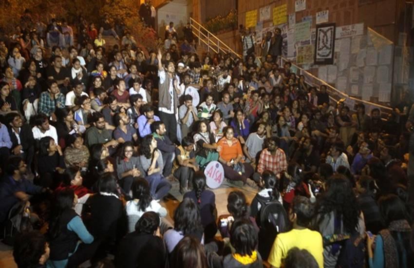 JNU students, jnu row, film promotion, freedom of speech, national news
