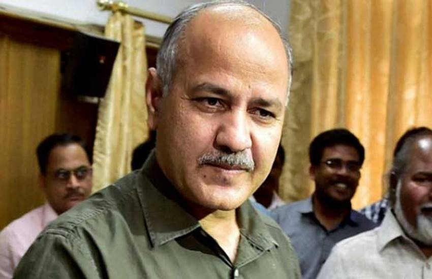 manish sisodia, controversy, rohit mohania, aap, arvind kejriwal