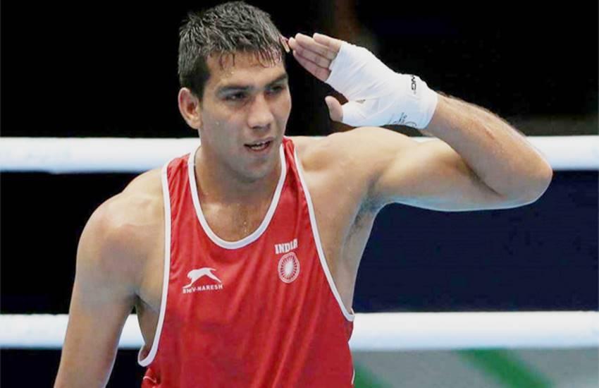 "Boxer, jnu controversy, Kanhiaya Kumar, manoj kumar, कन्हैया कुमार, जेएनयू विवाद, मनोज कुमार"""