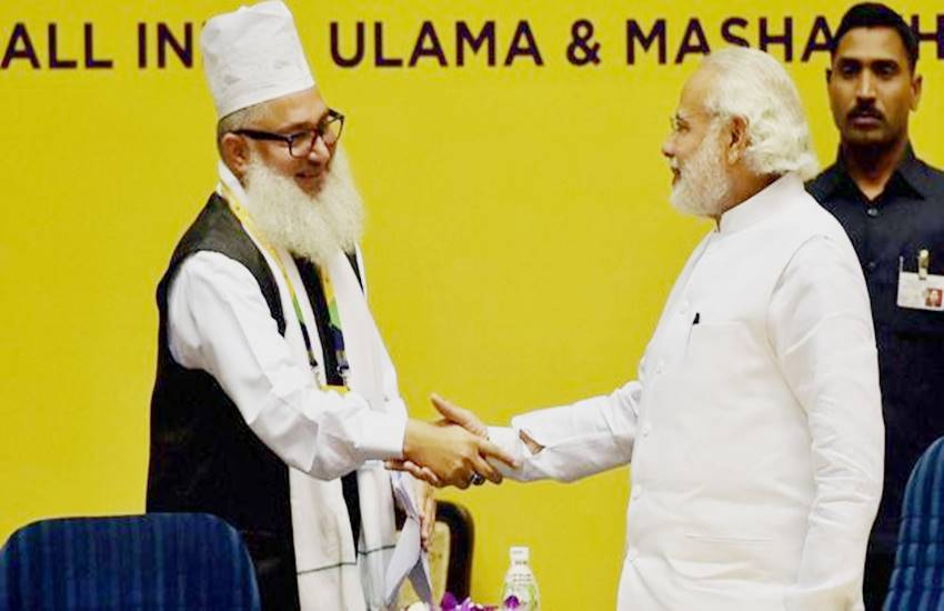 Modi government, Indian Muslims, World Sufi Forum, Sufism, Riots in India, PM Modi, Syed Mohammad Ashraf