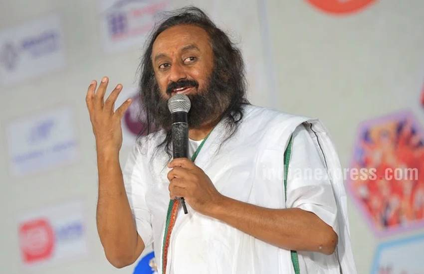 Sri Sri Ravi Shankar, Malala Yousafzai, Maharashtra Drought, Latur, Nobel Peace Prize, art of living, Sri Sri Ravi Shankar latest news