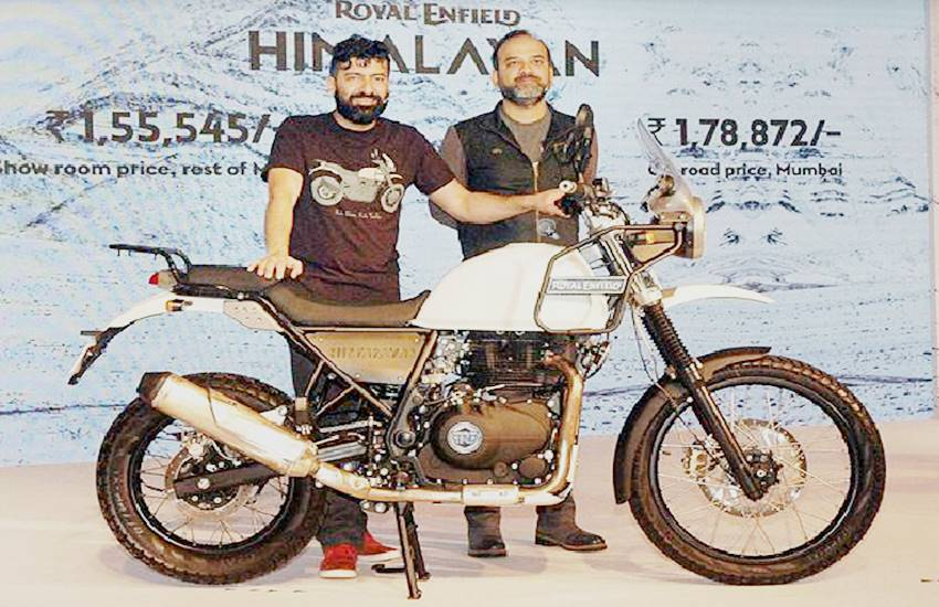 """Royal Enfield,Royal Enfield Himalayan,Royal Enfield Himalayan India,Royal Enfield Himalayan launch date,Royal Enfield Himalayan launch live,Royal Enfield Himalayan launch live updates,Royal Enfield Himalayan live updates,Royal Enfield Himalayan review,Roy"""""""