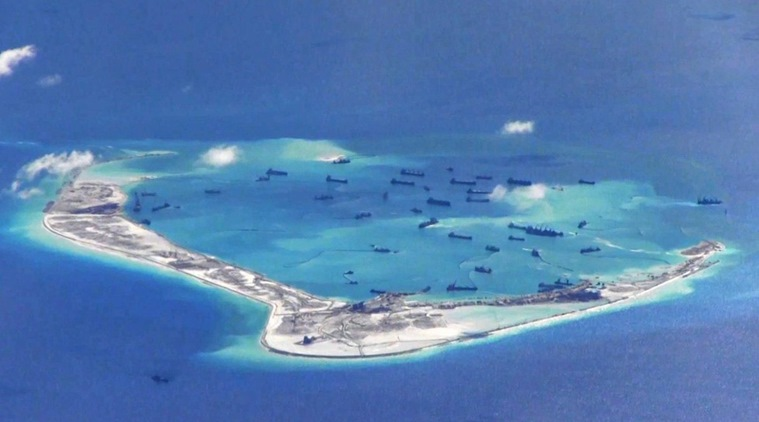 South China Sea, World news, US news, Philippines, Vietnam, Asia Pacific, Brunei, Malaysia, Taiwan, international news in hindi, china news, china india, latest news in hindi, चीन, दक्षिण चीन सागर, साउथ साइना सी, दुनिया, अमेरिका चीन, टकराव
