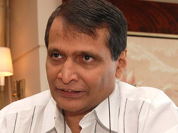Suresh Prabhu,Indian Railways,Bullet trains, business
