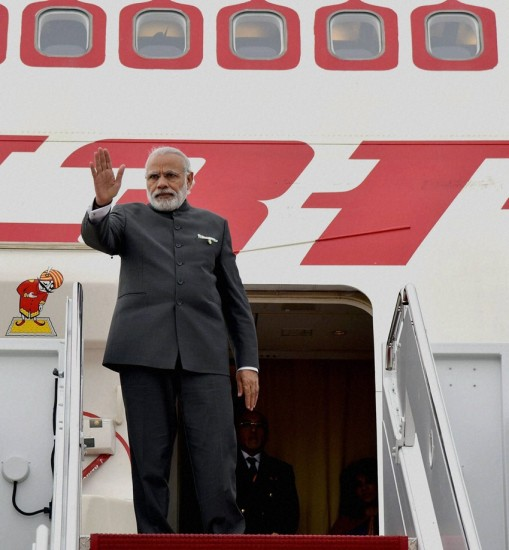 Narendra Modi, Air India One, pm modi daily schedule, modi daily routine, air India One, modi trip to trips to Belgium, US, Saudi Arabia, Washington, Riyadh, modi foreign trips, Washington DC, modi life, modi personal life