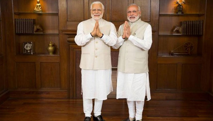 "Narendra Modi"",""Madame Tussauds"",""London wax museum"",""PM Modi wax statue"",""Madame Tussauds London Museum"",""PM Narendra Modi"