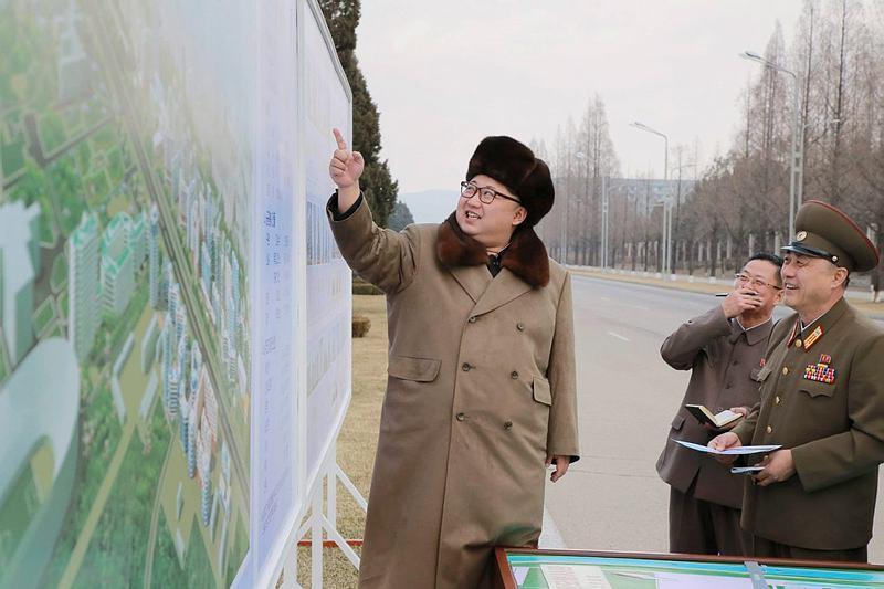 kim jong un nuclear, north korea missiles, north korea nuclear, north korea sanctions, north korea tests, Kim Jong Un, South Korea, Barack Obama, Japan ,N Korea fires ballistic missile into sea, Seoul news, International News