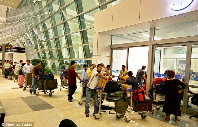 IGI Airport delhi, DTC employees, T3 terminal, kejriwal, government, aviation news