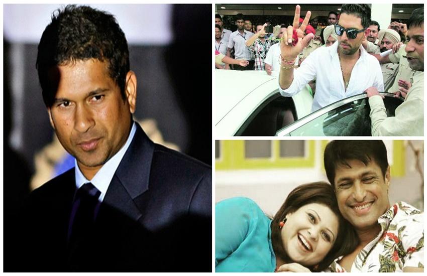 सचिन के अलावा ये क्रिकेटर्स भी फिल्मों में कर चुके हैंकाम