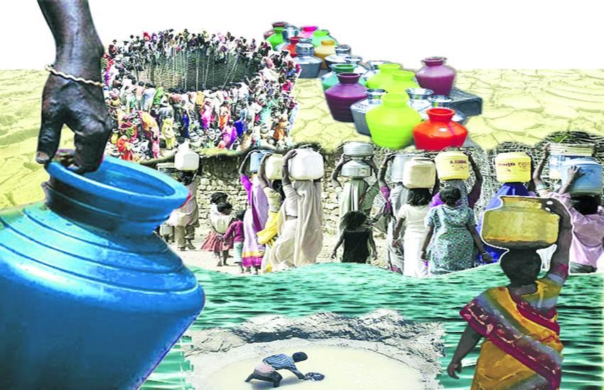 Water Crisis, Latur, Water, Water Crisis, Supreme Court, bundelkhand Drought, Telangana Drought, bundelkhand Drought in bundelkhand, Marathwada Drought, Drought in telangana, Drought in MarathwadaMarathwada