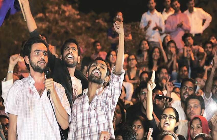 Afzal Guru Row,Kanhaiya Kumar, JNU Hunger Strike, Umar Khalid, Afzal Guru Anniversery, Controversial Doccumentry in JNU