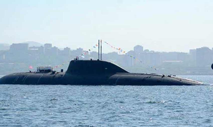 K-4 missile, K-4, K-4 missile testing, K-4 underwater missile, Nuclear capable K-4, K-4 secret testing, drdo, Defence research and development organisation, submerged pontoon, K-series of missiles, Submarine Launched Ballistic Missile, SLBM, K-4 SLBM, India missiles
