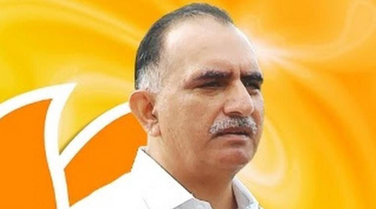 Ashok Parnami, BJP, Rajasthan, Vasundhara Raje