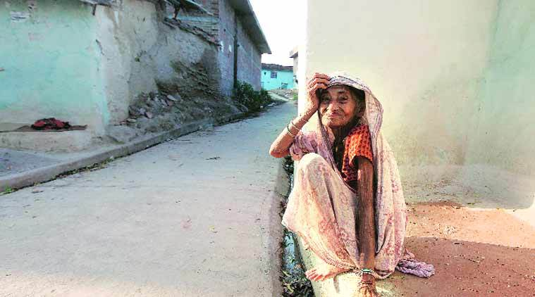 Drought-hit, Scarcity of water, drought Bundelkhand, water problem