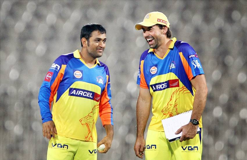 Stephen Fleming, Ms Dhoni, Ipl, Fitness, Team India, World t20 2016, Rising Pune Supergiants