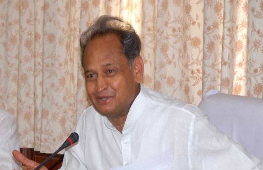 Congress leader Ashok Gehlot, Vasundhara Raje, Rajasthan government claiming, jaipur news