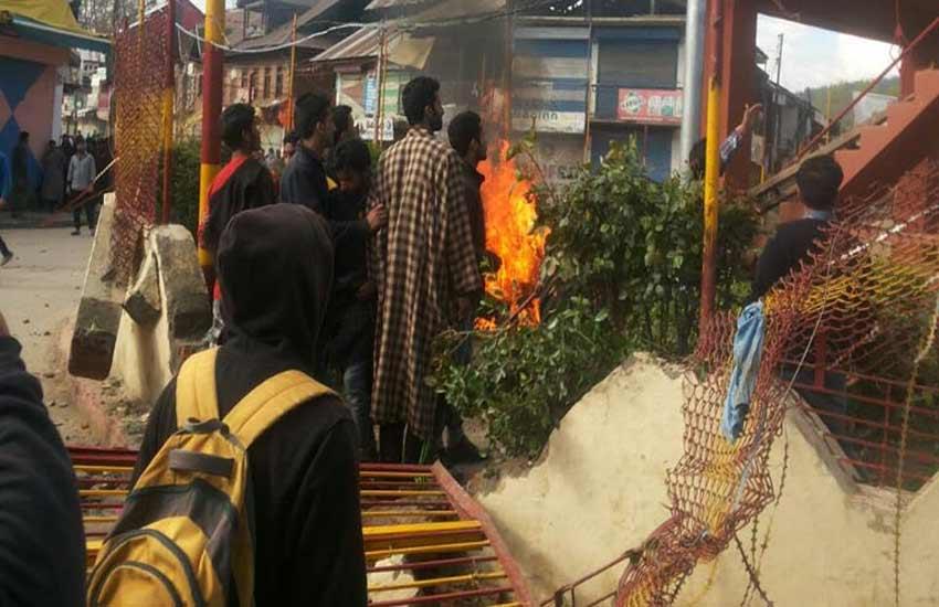 Handwara, Srinagar, Kashmir, Handwara Clash, Handwara Violence