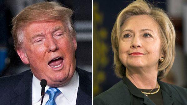 """MSNBC,Hillary Clinton,Donald Trump, US elections, US polls, World news"