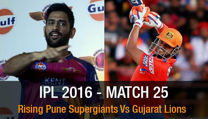 Shivil Kaushik, Steven Smith, Dwayne Smith, Rising Pune Supergiants v Gujarat Lions at Pune, Indian Premier League, Gujarat Lions cricket, India cricket, Rising Pune Supergiants cricket