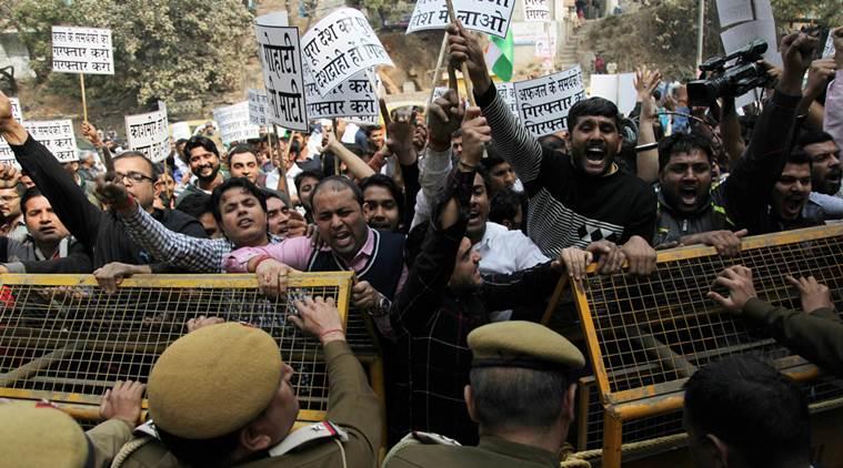 JNU, JNUSU, JNUSu president , JNUSU president kanhaiya kumar, Umar Khalid, threat letter against kanhaiya kumar, india new