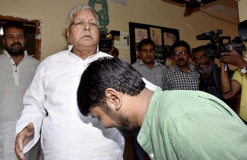 Kanhaiya Kumar, JNU student union, Patna visit, JNU row, Kanhaiya in Patna, Fine on Kanhaiya kumar, latest news In Hindi