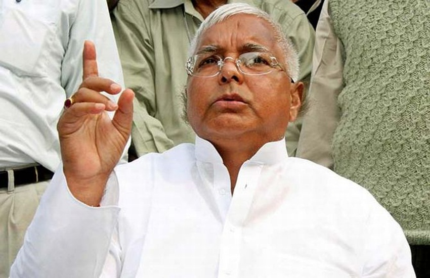 rjd chief, lalu yadav, constitutional conspiracy, bjp, rss