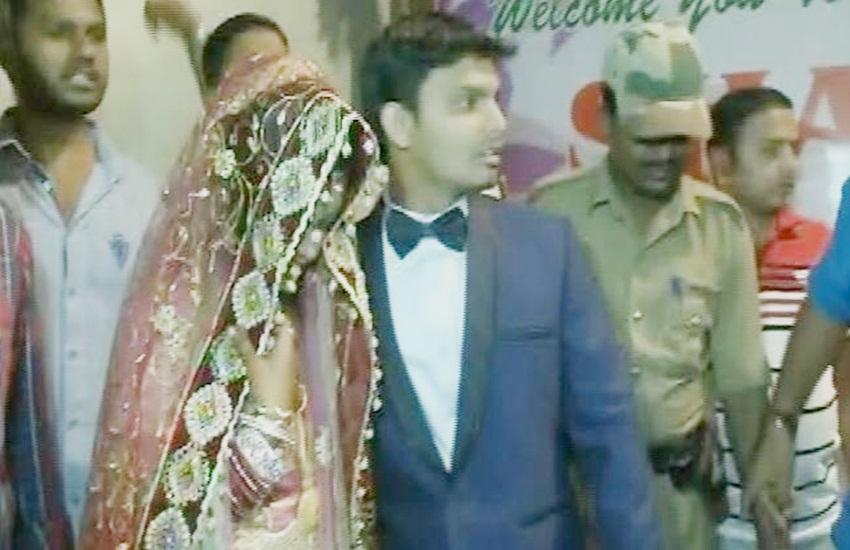 bengaluru, bengaluru hindu muslim wedding, hindu muslim wedding, love jihad, bengaluru love jihad, bengaluru news, india news, Ashitha Babu, Shakeel Ahmed, Shakeel Ahmed-Ashitha bahu marriage, Bujrang Dal. Love Jihad