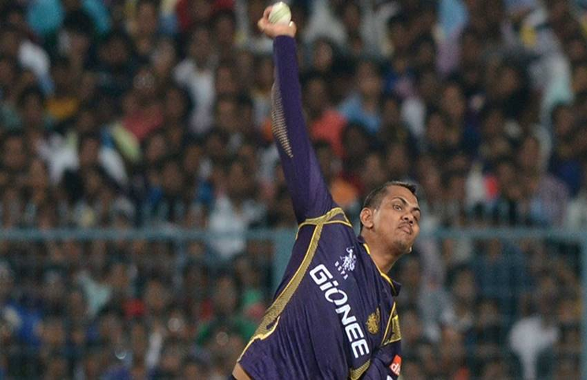 Sunil Narine, IPL 2016, IPL, IPL updates, IPL scores, IPL schedule, IPL news, Sunil Narine bowling, suspect action, Narine West Indies, Narine KKR, sports news, sports, cricket news, सुनील नारायण, आईपीएल 2016, आईपीएल 9, कोलकाता नाइटराइडर्स, आईसीसी, नारायण गेंदबाजी एक्शन