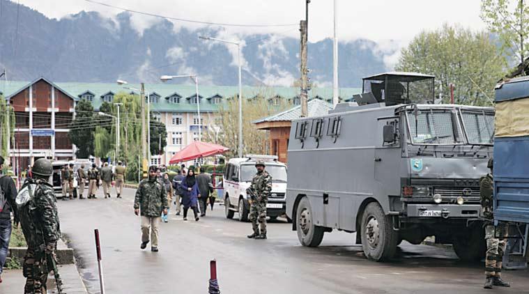 """""""NIT Srinagar,hrd ministry,NIT Srinagar, JANSATTA article, jansatta editorial"""