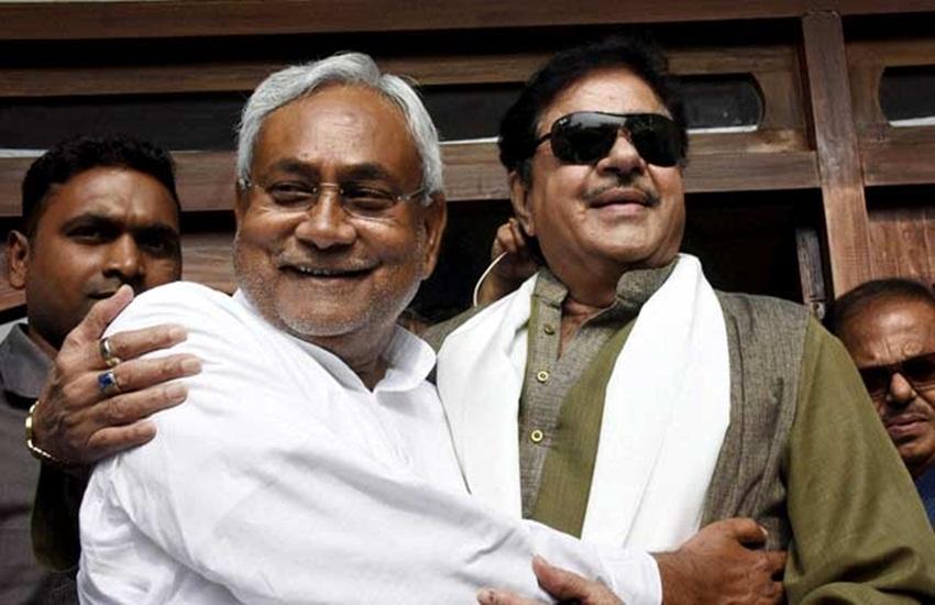 """Shatrughan Sinha, Nitish Kumar, Bihar, Janata Dal United, patna news, bihar news, BJP, JDU"