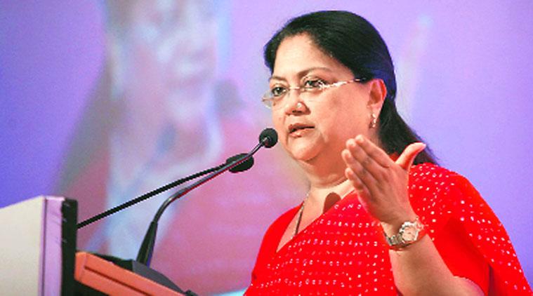 Vasundhara Raje News, Vasundhara Raje latest news, Vasundhara Raje Hindi news, Rajasthan latest news