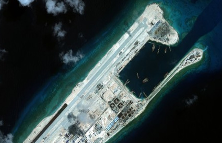 south china sea, Government and politics, Natural resource management, Environment, Environment and nature, Land environment, Industrial products and services, Industries, Business, Military and defense, United States government, Chinese armed forces,
