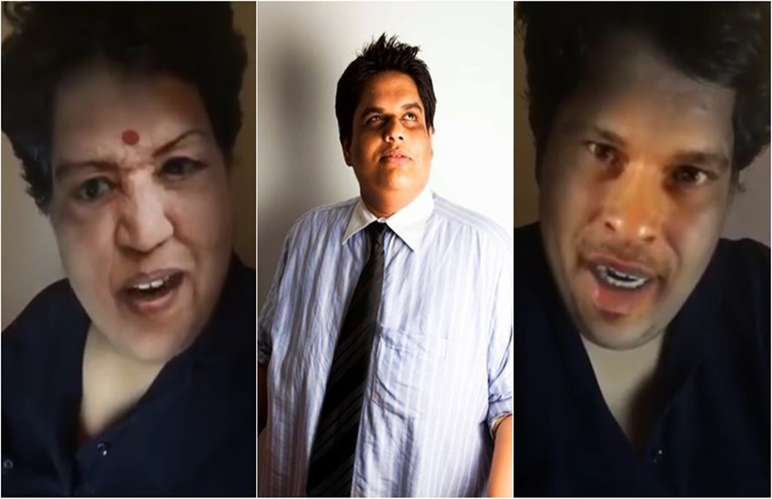 AIB, aib news, AIB comedian Tanmay Bhatt, Tanmay Bhatt, MNS, Comedian Tanmay Bhatt, Tanmay Bhat FIR, Sachin Tendulkar, Lata Mangeshkar, Sachin Tendulkar news, Lata Mangeshkar news in hindi, Raj Thackeray, Tanmay Bhatt insults Sachin tendulkar, Tanmay Bhatt insults Lata Mangeshkar, Singer Lata Mangeshkar, AIB Roast of Lata,AIB Sahin Lata, AIB Video, AIB Tanmay Bhatt Video, Tanmay Bhatt Police case