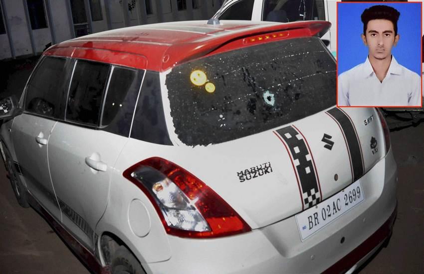 gaya road rage, Bihar Police, aditya sachdeva Murder, JDU leader son Rocky Yadav