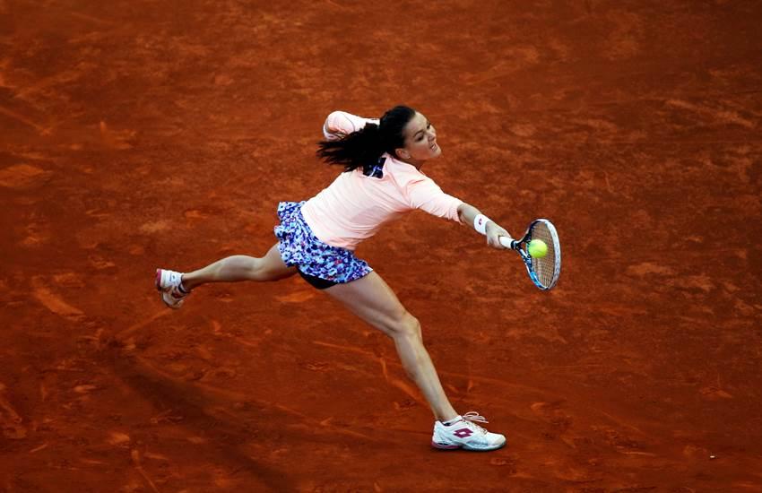 madrid open, madrid open 2016, madrid open tennis, Agnieszka Radwanska, Angelique Kerber, Tennis