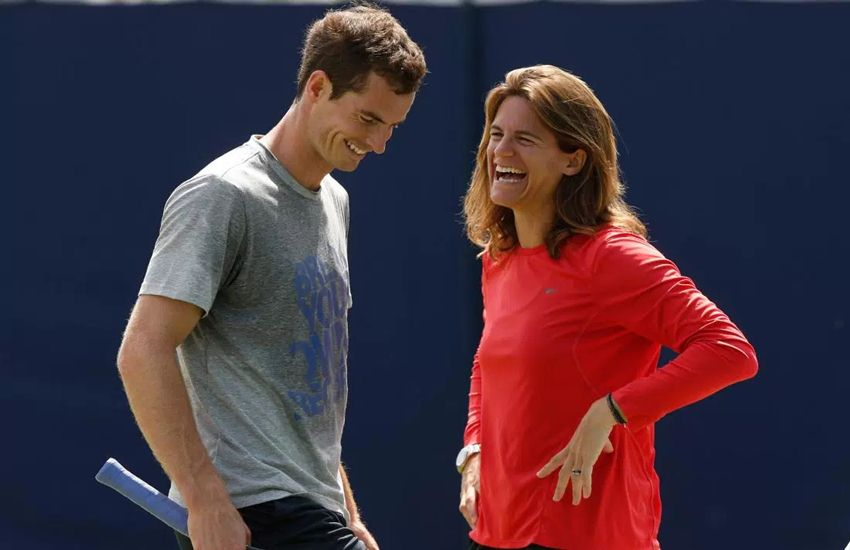 Andy Murray ends coaching relationship with Amelie Mauresmo